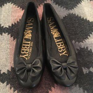 Sam & Libby Chelsea Genuine Leather Flats